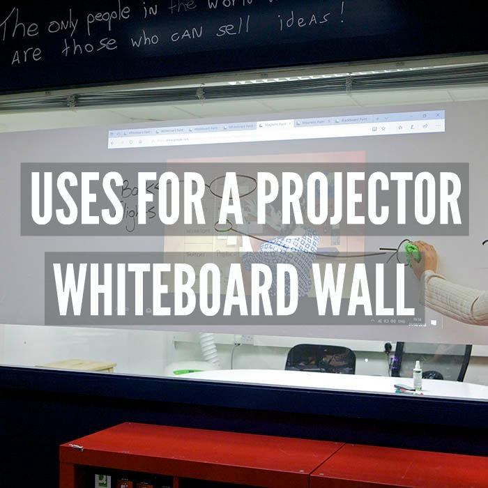 projection walls writable walls smart surface films double functionality