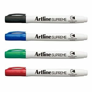 Whiteboard Markers - 4 Pack