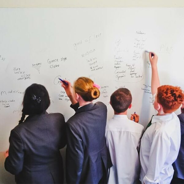 product 4 4 smart wall paint being used in education | smartersurfaces.sg