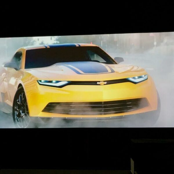 product i m image of car chase projected onto wall with projector paint pro 1 | smartersurfaces.sg