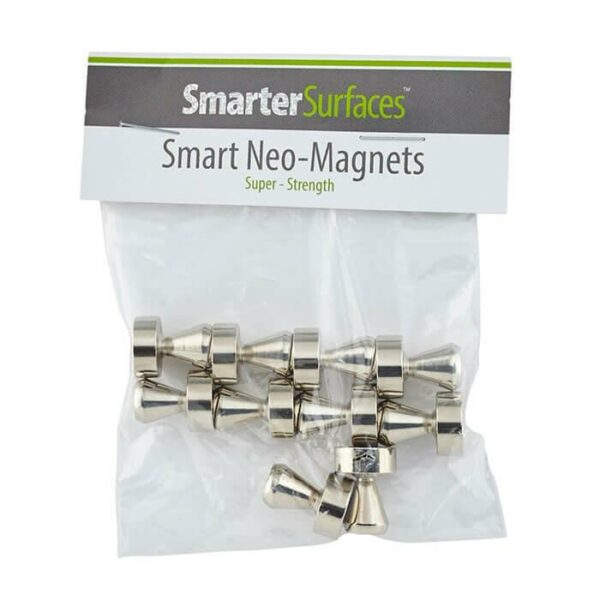 Smart Neo-Magnets - 10 Pack