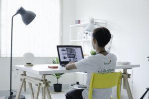working from home | smartersurfaces.sg