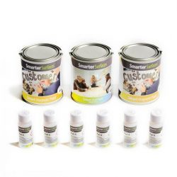 Smart Magnetic Whiteboard Paint Clear - 6m²