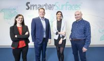 smarter surfaces heads of department